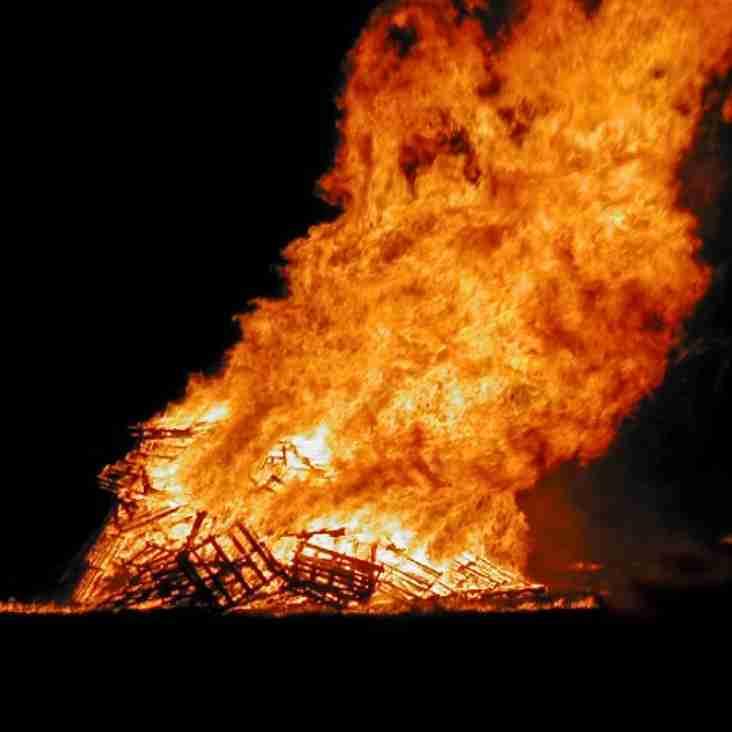 Bonfire Night Volunteers now needed