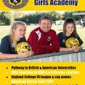 AFC Sudbury ELITE Girls Football Academy