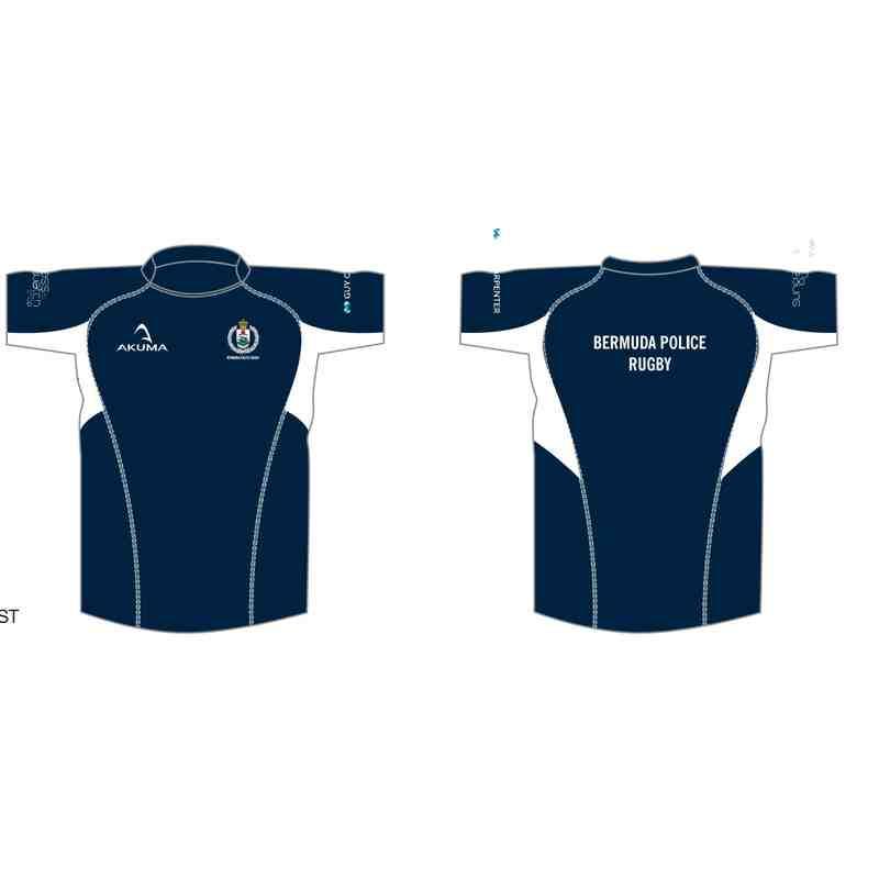Akuma 'Kirin' Police Rugby Dri Fit T-Shirt