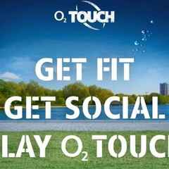 O2 TOUCH RUGBY AT CRFC