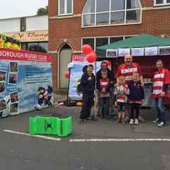 CRFC at the Crowborough Fun Day