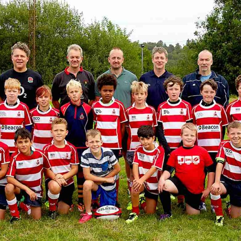 Crowborough RFC vs. Crowborough B festival