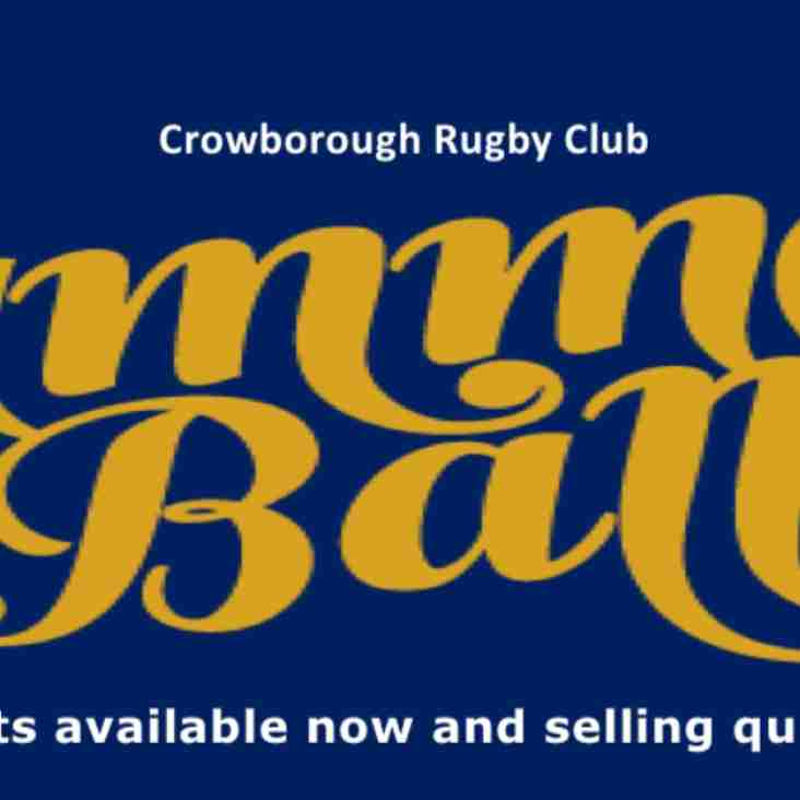 Crowborough Summer Ball 2019