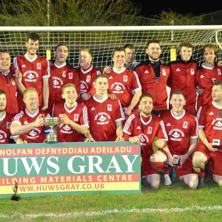 CPD Cemaes Bay FC to trophy double