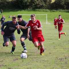 North Wales Coast FA Intermediate Cup - Round Two