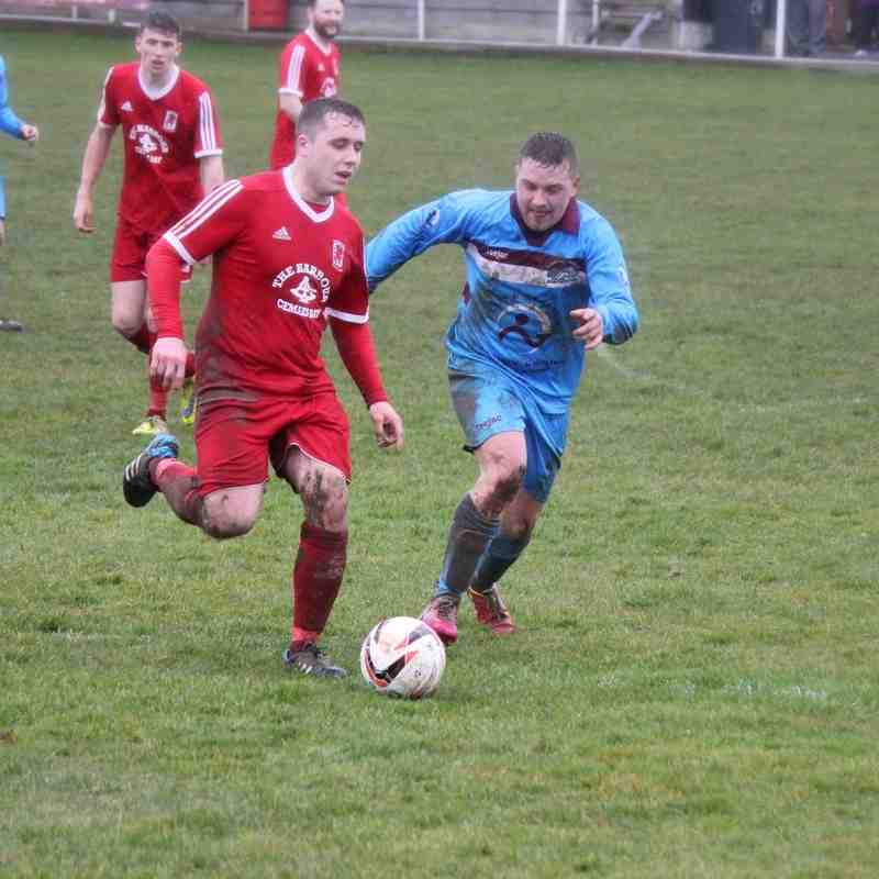 CPD Cemaes Bay FC v Bontnewydd FC (02/04/16)