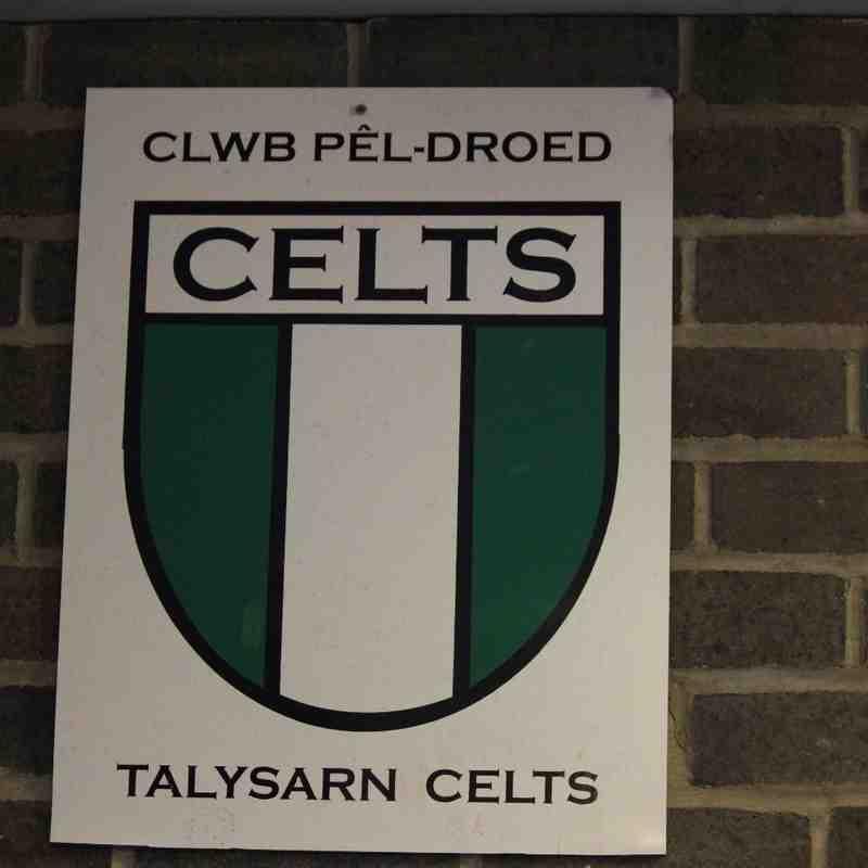 CPD Talysarn Celts FC v CPD Cemaes Bay FC (30/04/16)