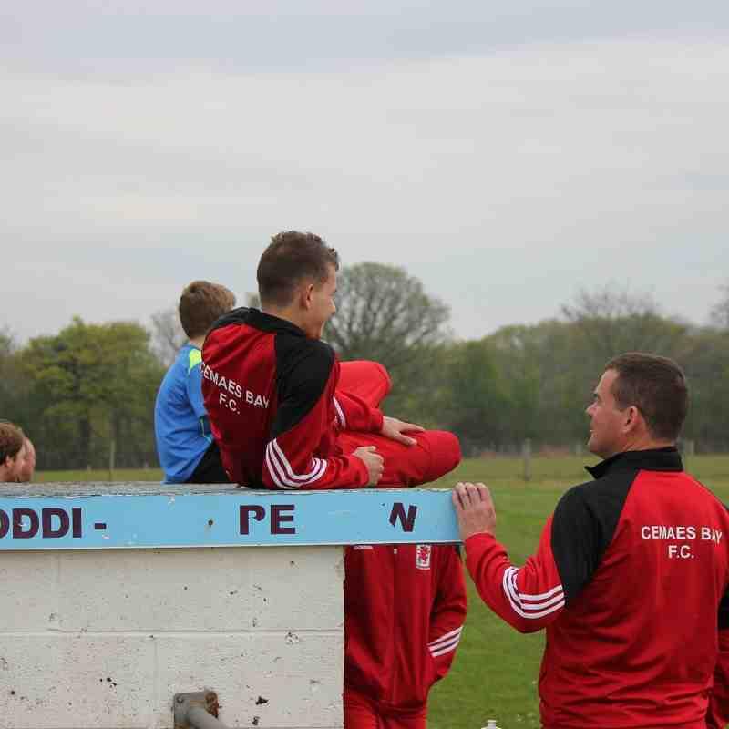 CPD Bontnewydd FC v CPD Cemaes Bay FC (07/05/16)
