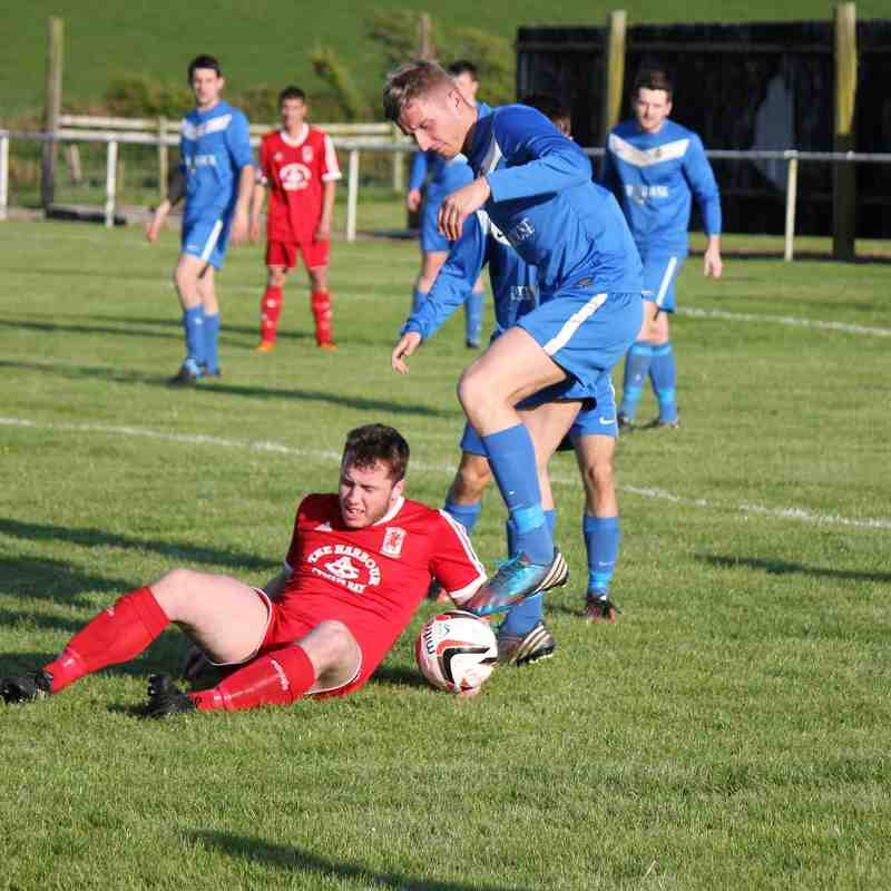 CPD Cemaes Bay FC v Menai Bridge Tigers (24/05/16)
