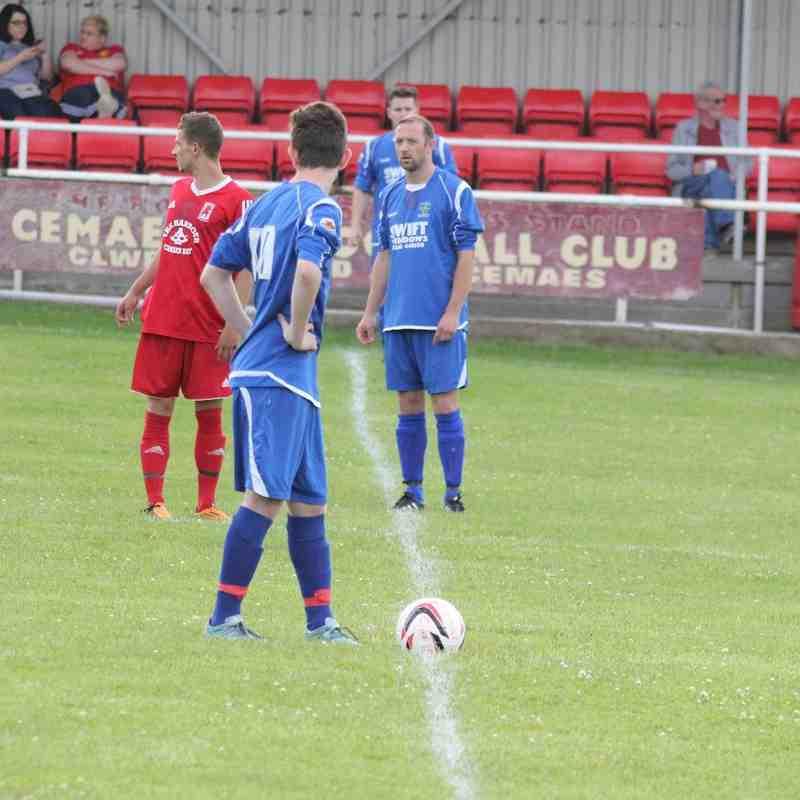 CPD Cemaes Bay FC v Glantraeth FC (20/07/16)