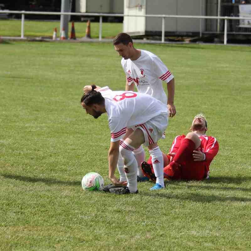 CPD Cemaes Bay FC v Blaenau Ffestiniog FC (20/08/16)