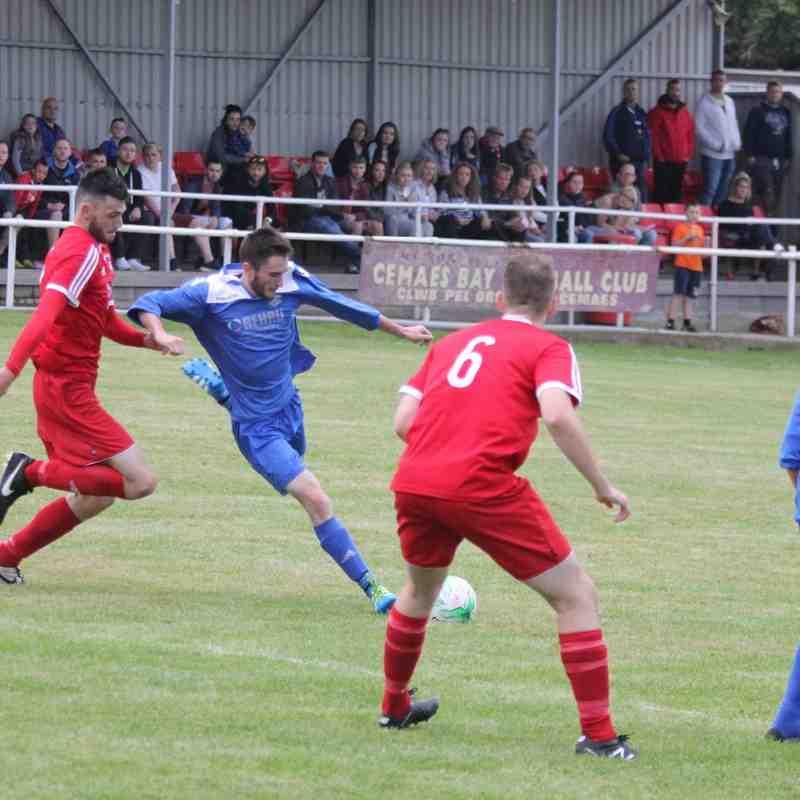 CPD Cemaes Bay FC v Amlwch Town FC (23/08/16)