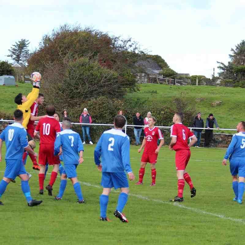 Amlwch Town FC v Cemaes Bay FC (15/10/16)