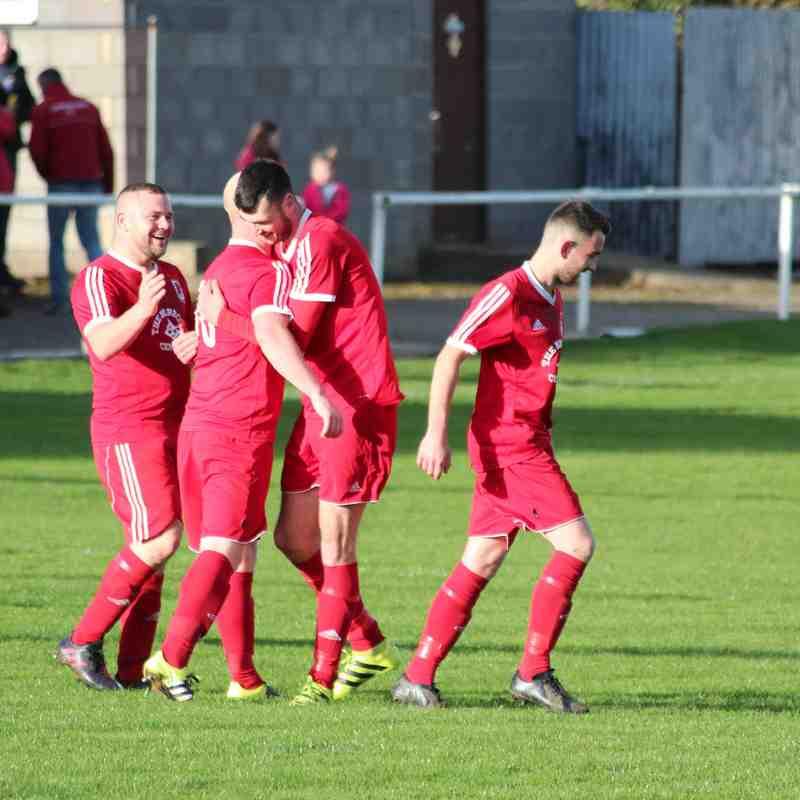 CPD Cemaes Bay FC v CPD Pentraeth FC (05/11/16)