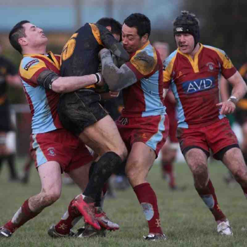 Firsts v Longton (H) 8/1/2011