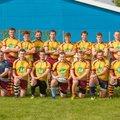 2nd XV beat Droitwich 2 34 - 21
