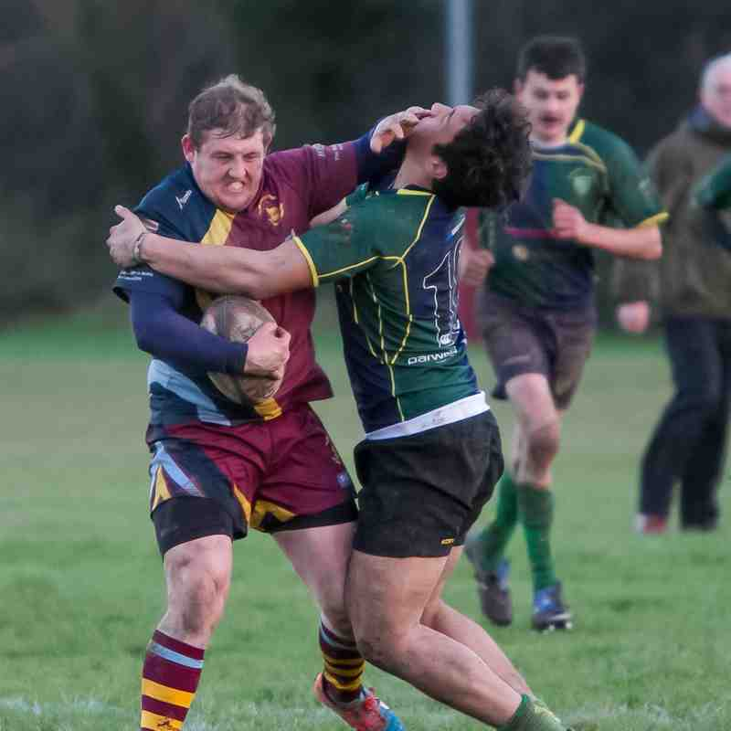Thirds vs Chaddesley Corbett (13/12/2014)