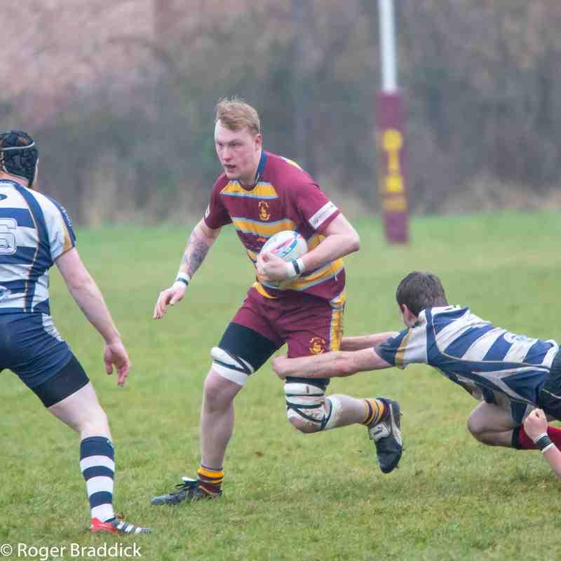 Seconds vs Southam (11th Feb 2017)