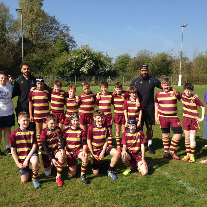 Malvern RFC are now a Worcester Warriors Hub Club