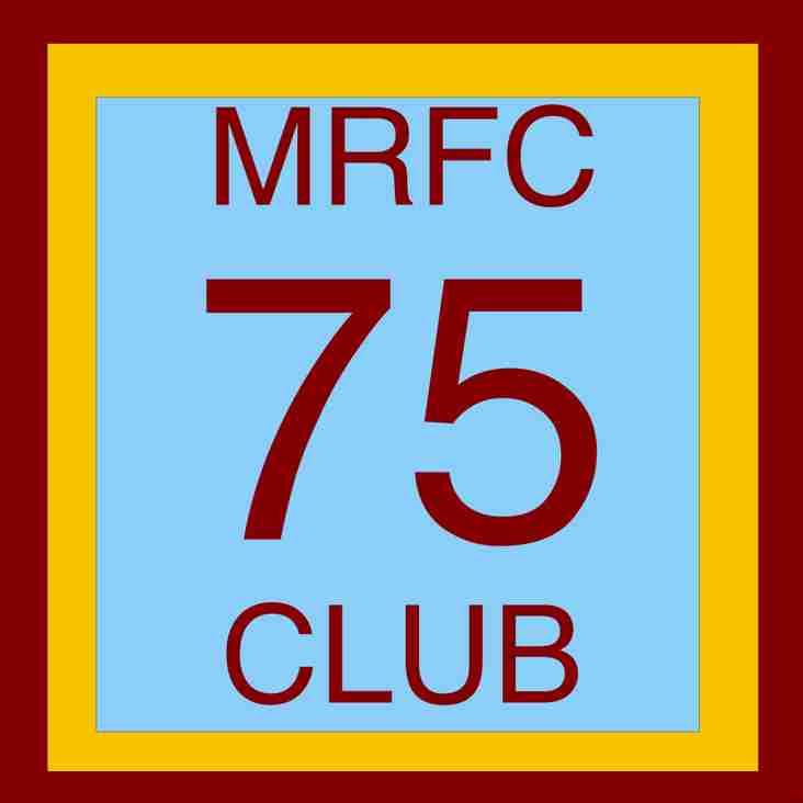 75 Club - February 2018