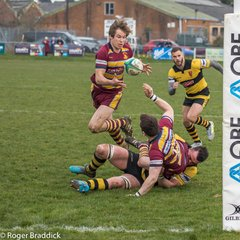 Firsts vs Droitwich (league)(7th April 2018)