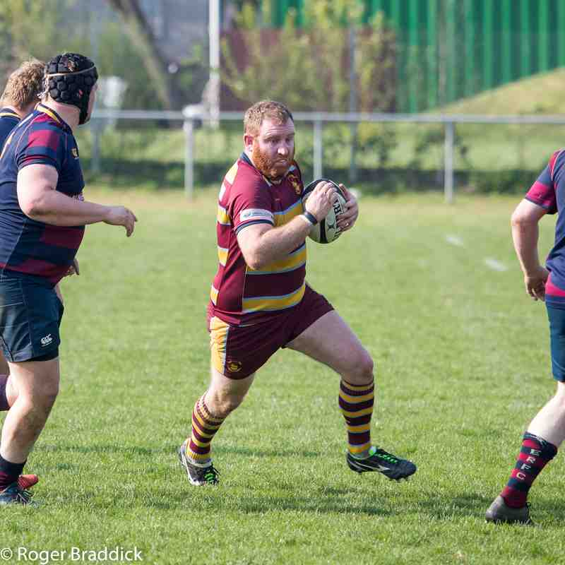 Firsts vs Evesham (league)(21/Apr/2018)