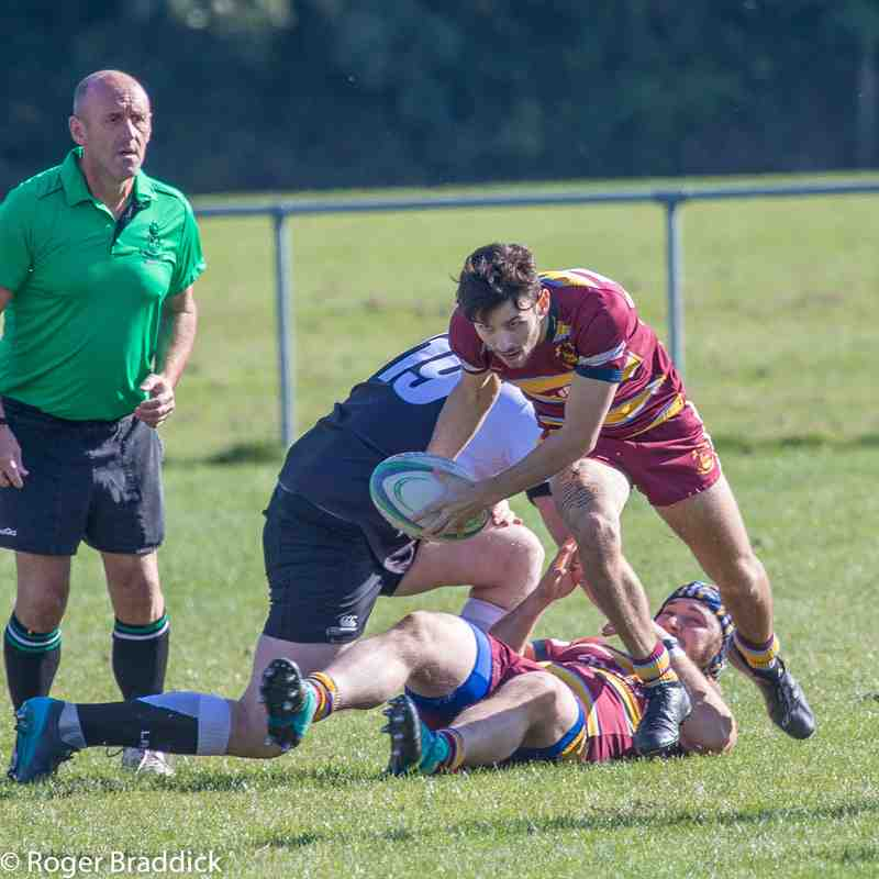 Seconds vs Luctonians 3rds (29/Sept/18)