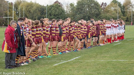 Firsts vs Bromsgrove (league)(6/Oct/2018)