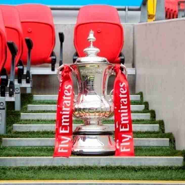 FA CUP DAY