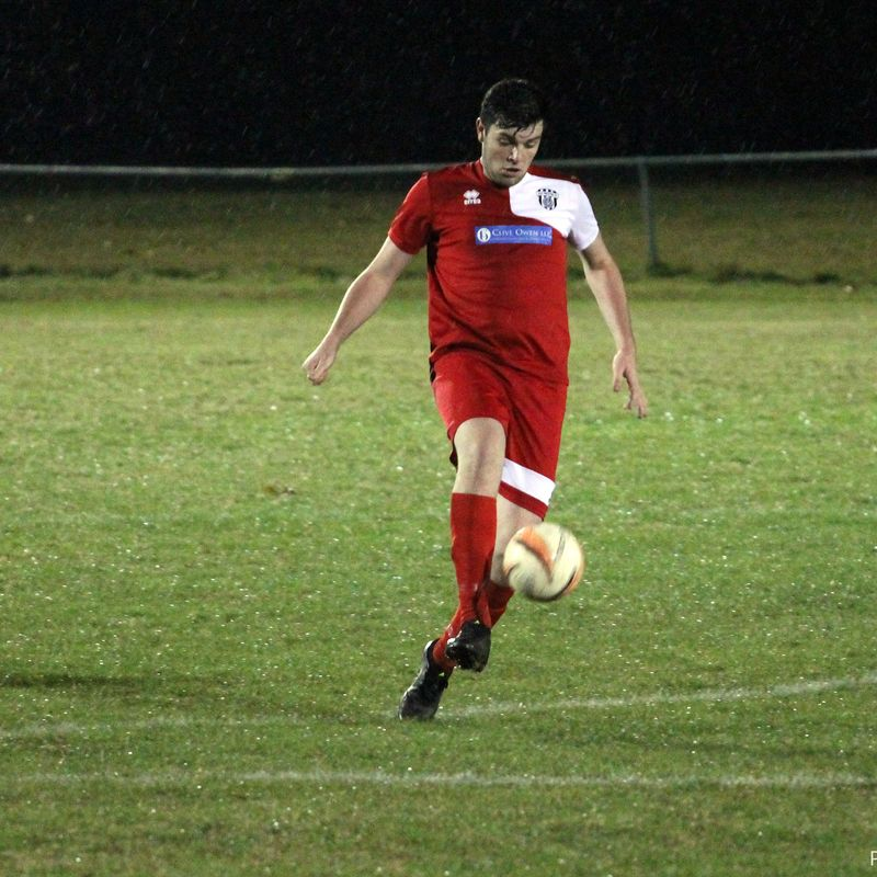 U21's Unlucky to Lose to Top of the Table Pagham