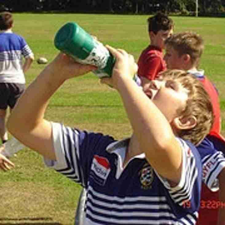 SPORTEVOLUTION Easter Rugby Camp at Stroud RFC