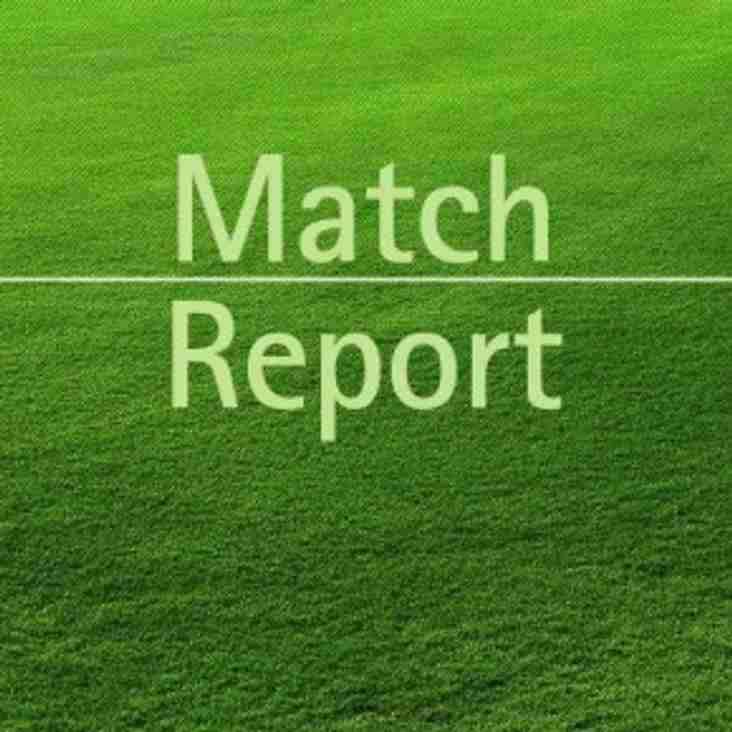 1XV Match report