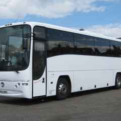 Coach for Wellington away