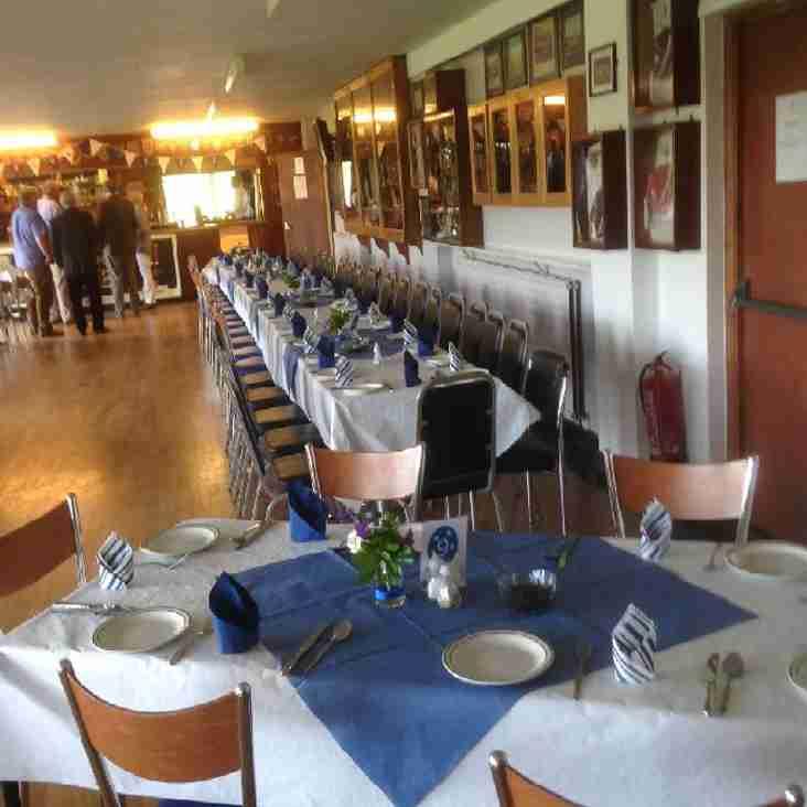 Stroud annual club dinner