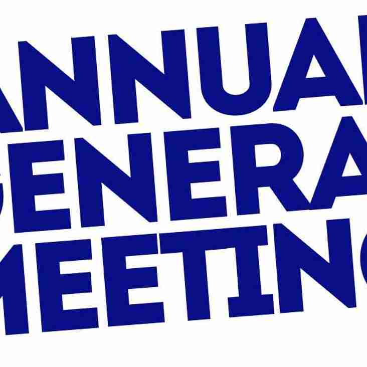 Stroud Rugby Limited AGM