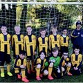 U11 Falcons to train with Kevin de Bruyne!