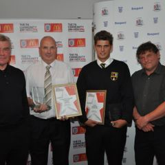 Oxfordshire FA awards night 2014