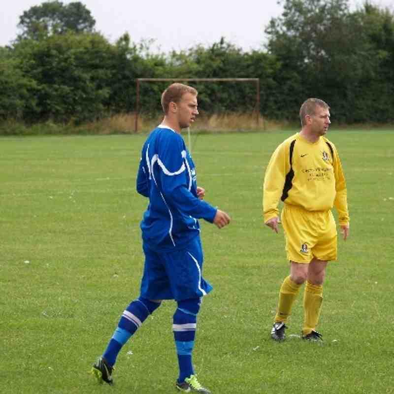 First Team vs Nettleham (17/08/2013)