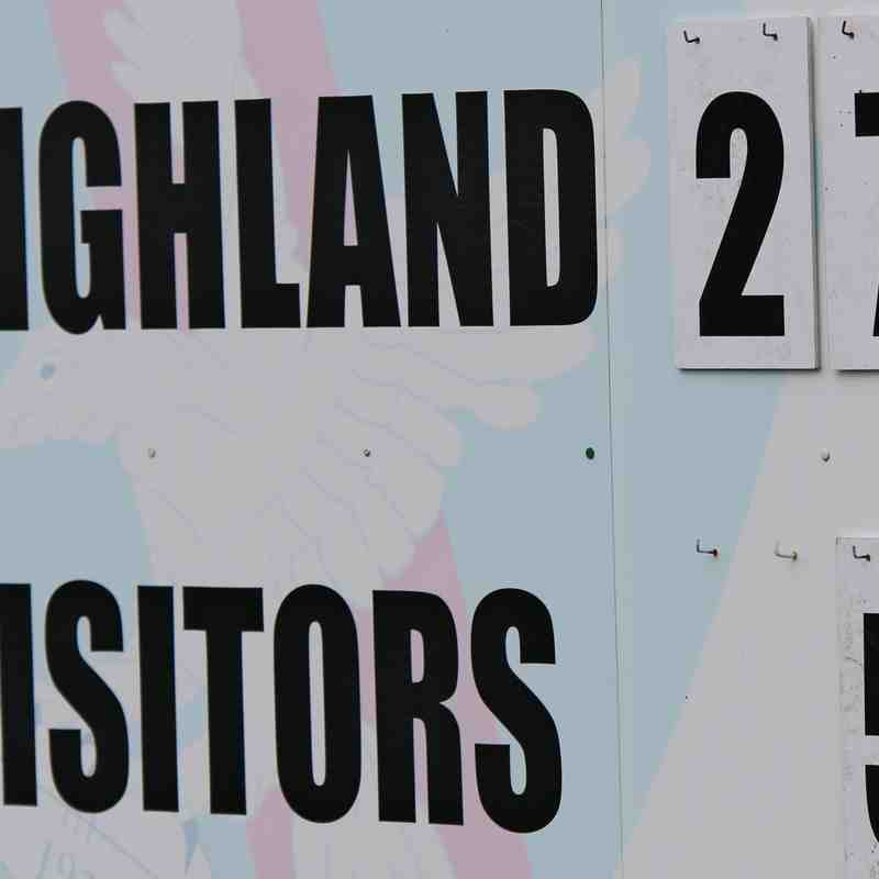 Highland v Deeside Under 16's - Caledonia Cup - 18th Feb 2018
