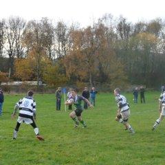 HVRFC vs Trafford MV 3rd XV