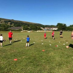 HOPE WAKES TOUCH RUGBY 2018