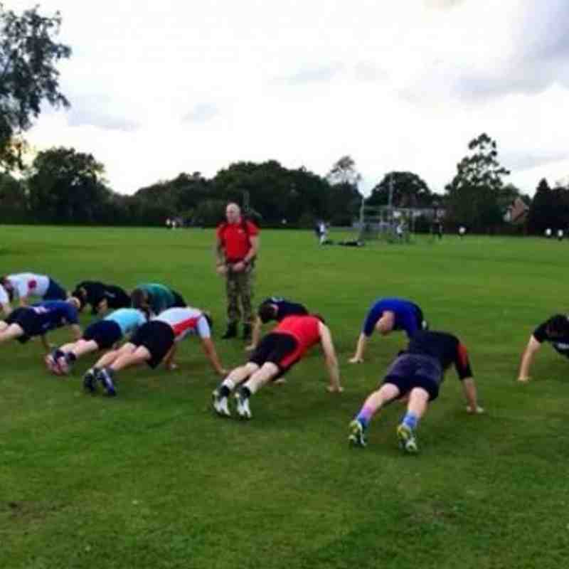 Military Fitness with Opt Outdoorphysicaltraining