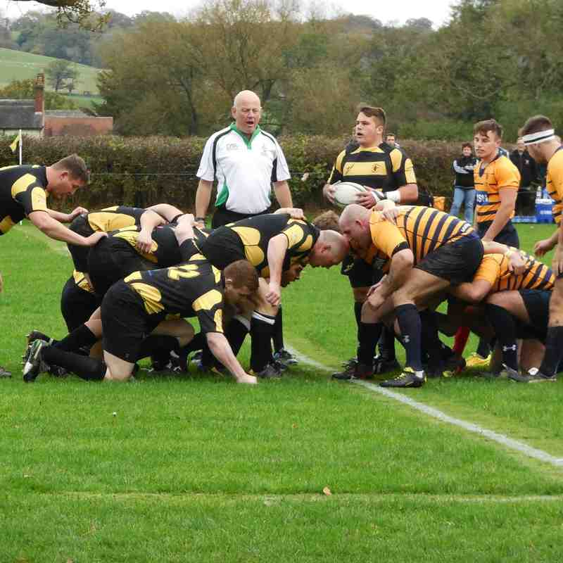 Five Ways OE RFC vs Atherstone RFC 25-10-2014
