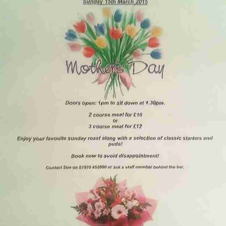 Mother's Day @ Five Ways