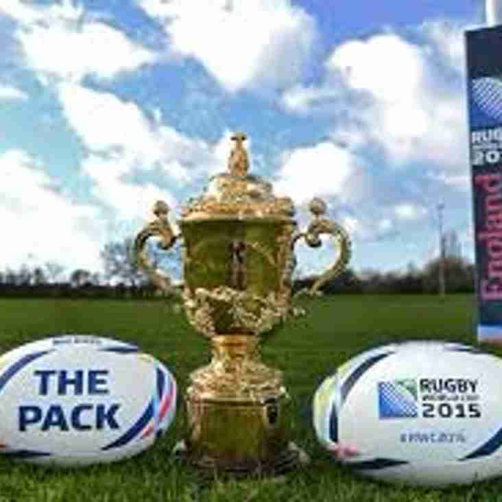 Exciting Rugby World Cup News!