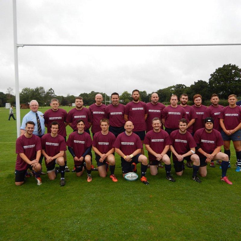 1st XV beat Old Saltleians 2nd XV 19 - 28