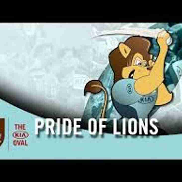 "Surrey ""Pride of Lions"" Summer Coaching Programme"