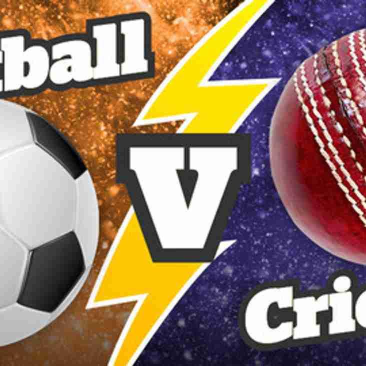 Chidd CC v Chidd FC Annual T20 Big Bash - Tuesday 4 July