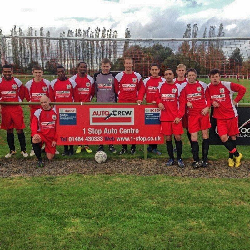 Lower Hopton Reserves beat T V R United 1 - 3