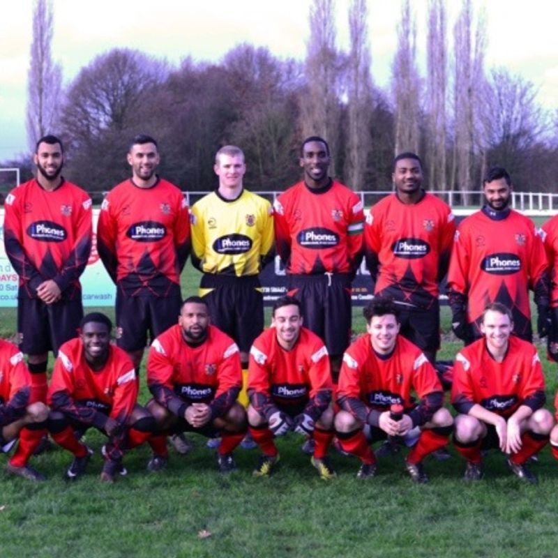 Lower Hopton lose to Salts 2 - 0